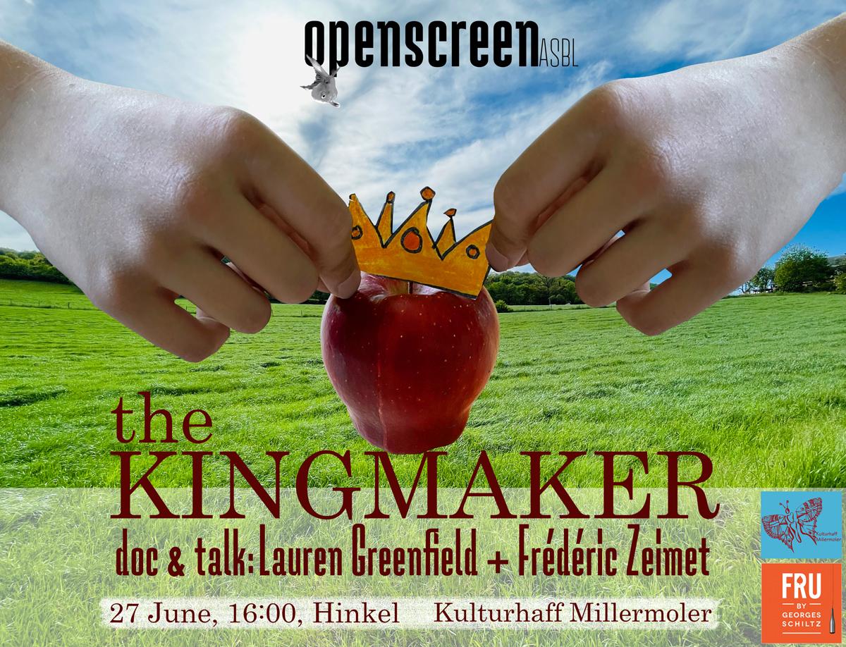 Doc & Talk 'The Kingmaker'
